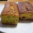 卵仕立てのパウンドケーキ